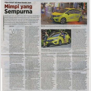 Sinar Harapan - 04 September 2014