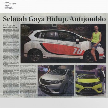 Indopos - 27 June 2014