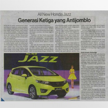 Media Indonesia - 03 July 2014