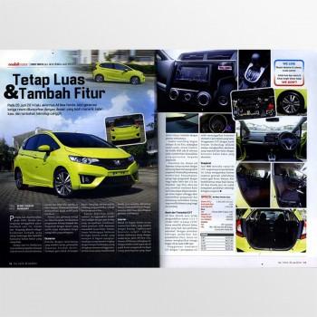 Mobil Motor - 16-29 July 2014