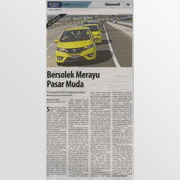 Koran Tempo - 14 September 2014