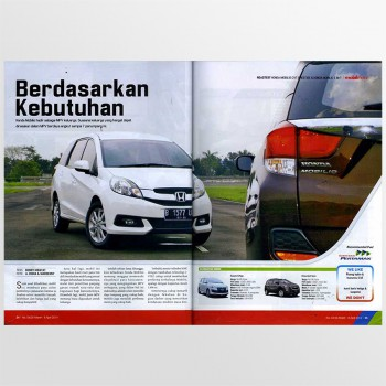 Mobil Motor - 26 March - 8 April 2014