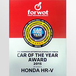 Car Of The Year 2015 FORWOT