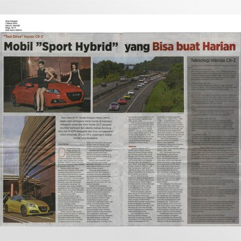 Sinar Harapan - 07 March 2013