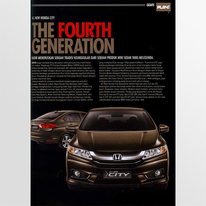 fourth generation