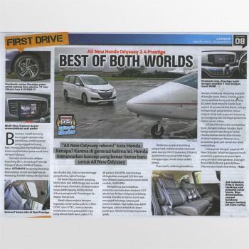 Otomotif Best of both worlds