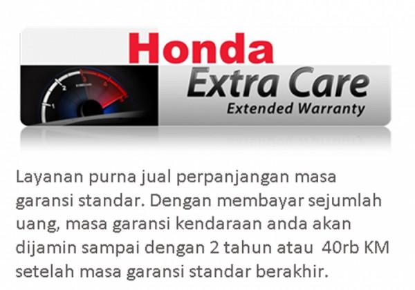 Honda Extra Care